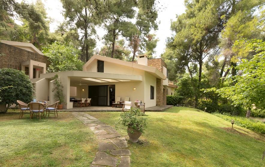 Halkidiki Holidays - Mediterrané Pool Villa 2